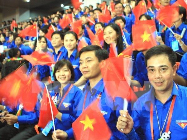 Vietnamese, Chinese youth start 16th friendship meeting hinh anh 1