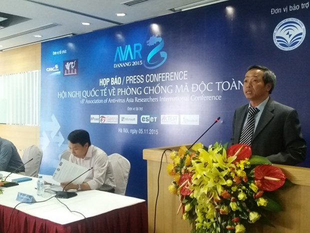 Vietnam to hold Anti-virus Asia Researchers Int'l Conference hinh anh 1
