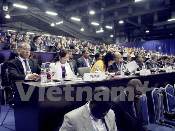 Vietnam pledges active anti-corruption globally hinh anh 1