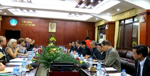 Vietnam eyes cooperation in food safety with Denmark hinh anh 1