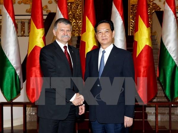 Vietnam – important partner of Hungary: NA Speaker hinh anh 1