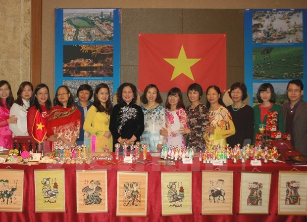 Vietnam attends Seoul Int'l Charity Bazaar hinh anh 1