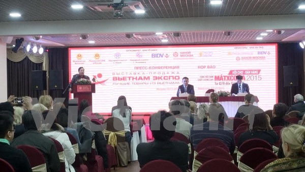 Events to promote Vietnam-Russia trade ties hinh anh 1