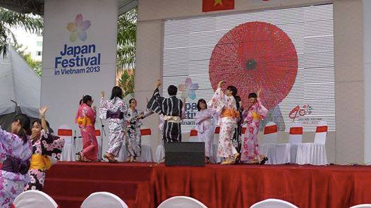 2015 Japan Festival opens in Ho Chi Minh City hinh anh 1