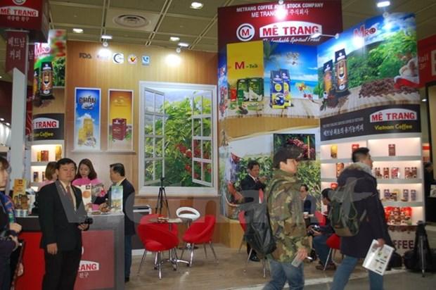 Vietnamese coffee seeks foothold in RoK hinh anh 1