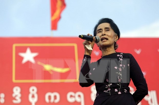Myanmar: NLD wins 77.3 percent of votes in election hinh anh 1