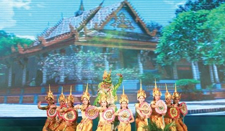 Cultural week shows beauty of Mekong hinh anh 1