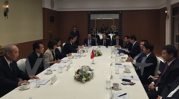 Vietnam promotes investment, tourism in Japan hinh anh 1
