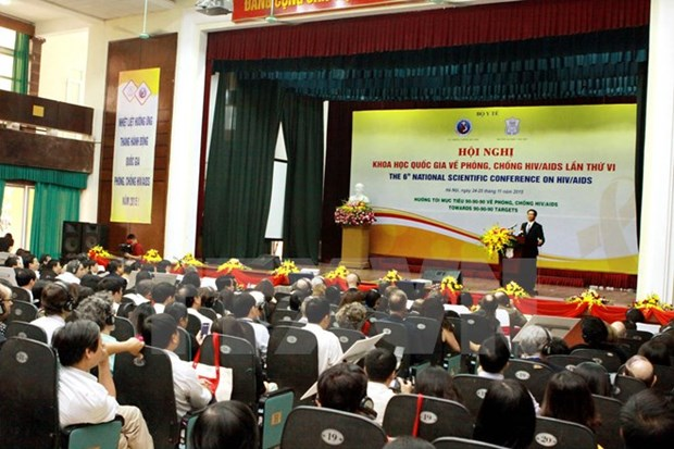 Joint efforts needed to eliminate HIV/AIDS by 2030 hinh anh 1