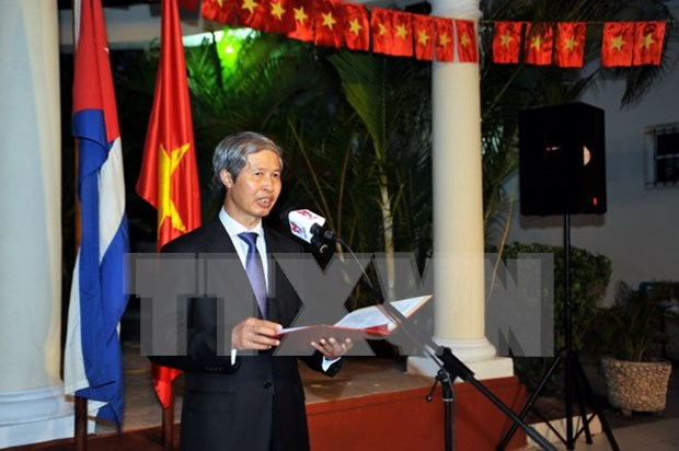 Saint Kitts and Nevis wishes for closer relations with Vietnam hinh anh 1
