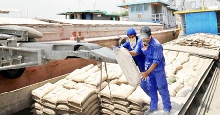Cement export target misses mark this year hinh anh 1