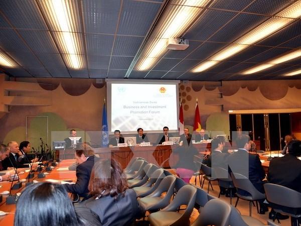 Forum promotes Vietnam-Switzerland trade ties hinh anh 1
