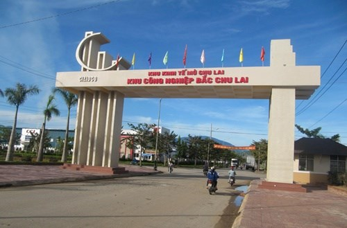 Korean firm to invest in Quang Nam IP hinh anh 1