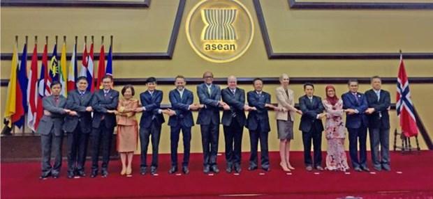 ASEAN, Norway promote dialogue partnership hinh anh 1