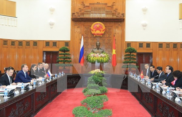 Vietnam, Russia forge stronger economic ties hinh anh 1