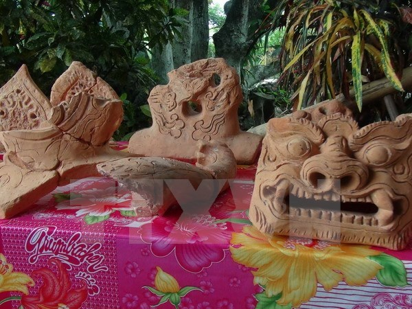 Thai Binh: architectural traces of Tran dynasty discovered hinh anh 1