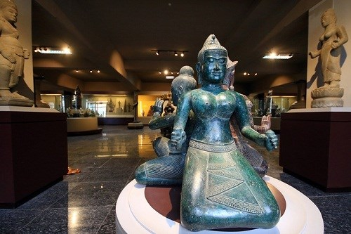 Da Nang: Buddhist museum opened to visitors hinh anh 1