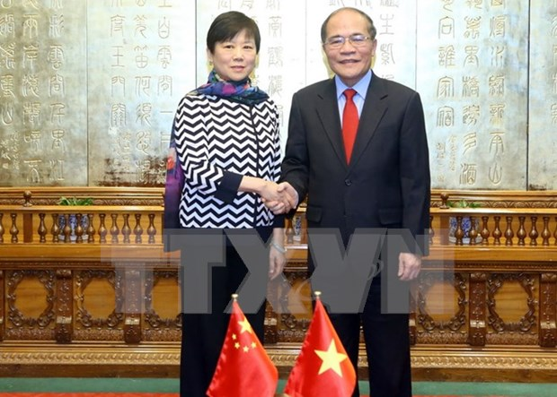Vietnamese, Chinese friendship associations urged to forge links hinh anh 1