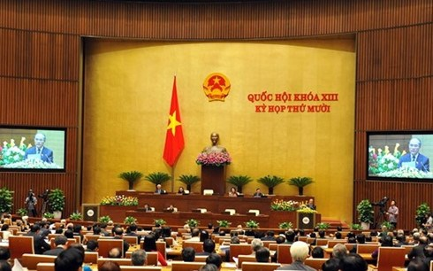 Live television broadcast marks first General Election hinh anh 1