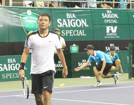 Vietnam's tennis ace moves up in ATP rankings hinh anh 1