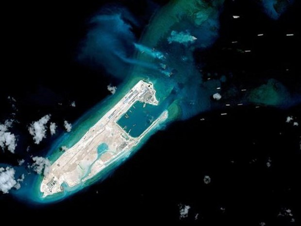 Foreign experts criticise China's actions in East Sea hinh anh 1