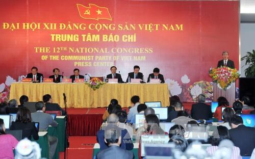 12th National Party Congress to be held from January 20-28 hinh anh 1