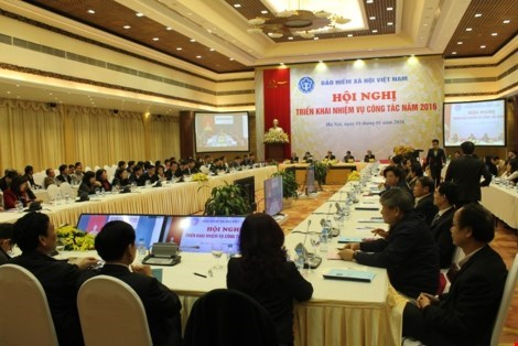 Social, health insurance to cover 72.4 million people hinh anh 1