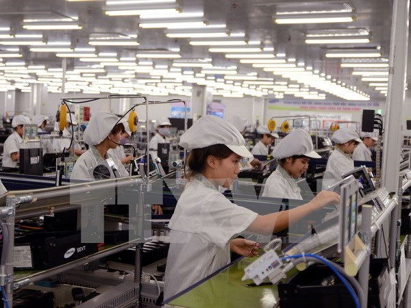 RoK tops foreign investor list in Vietnam hinh anh 1