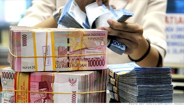 Indonesia experiences slowest growth in six years hinh anh 1