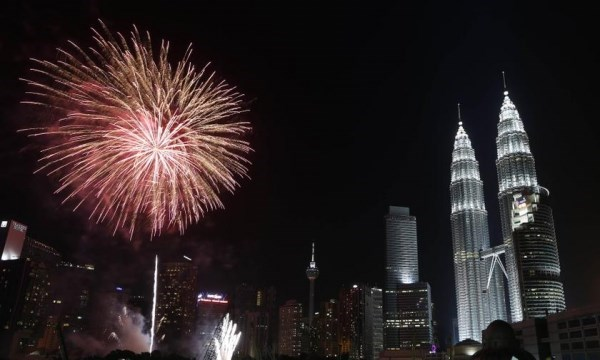 Malaysia welcomes 25.7 million foreign visitors in 2015 hinh anh 1