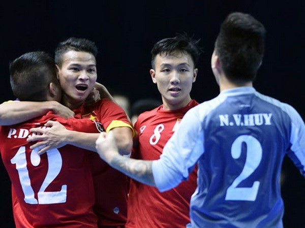 FIFA welcomes Vietnam to Futsal World Cup hinh anh 1