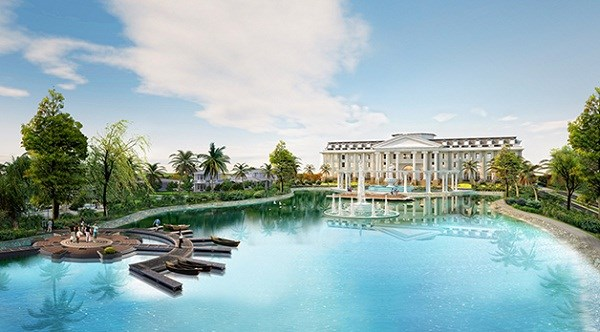Five-star resort to open in Vinh Phuc hinh anh 1