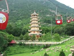 Ba Den Mountain welcomes 1millionth visitor hinh anh 1