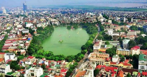 26 land projects planned for Hanoi's downtown district hinh anh 1
