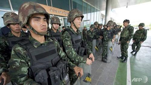 Thai, Singaporean armies hold joint training hinh anh 1