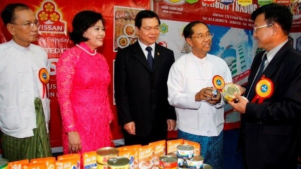 Fair to introduce Vietnamese goods in Myanmar hinh anh 1
