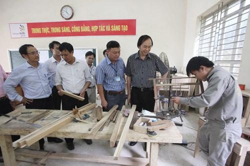 Hanoi: 3.1 million USD for 2016 vocational training hinh anh 1
