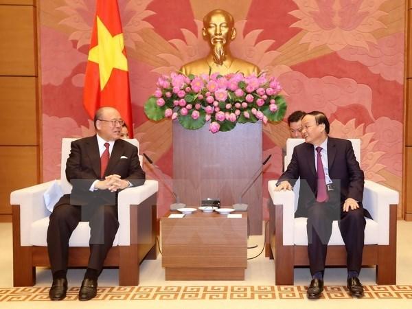 Vietnam, Japan parliamentary groups boost links hinh anh 1