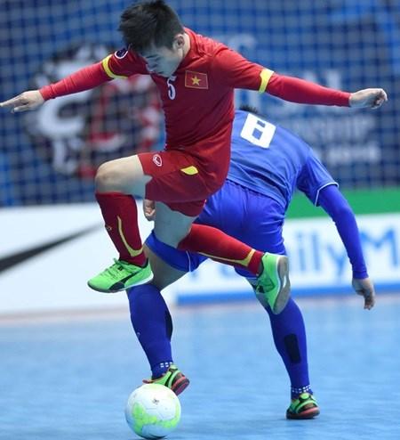 Thailand defeat Vietnam 8-0 in Uzbekistan to earn bronze medal hinh anh 1