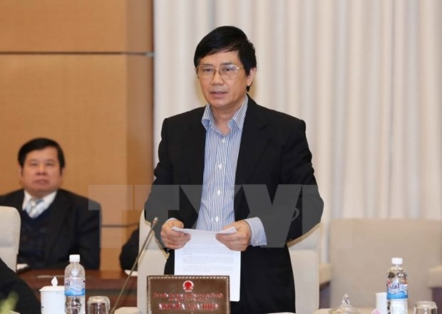 Agenda of NA's 11th meeting put on table hinh anh 1