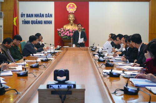 Quang Ninh: Over 2,100 households in flood-prone areas to be moved hinh anh 1