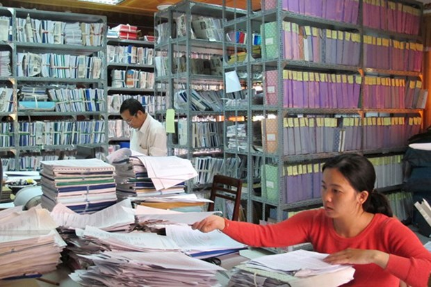 Vietnam helps train Cambodian archivists hinh anh 1