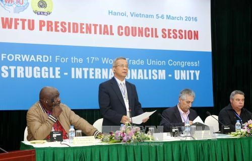 Trade union federation backs Vietnam's sovereignty in East Sea hinh anh 1
