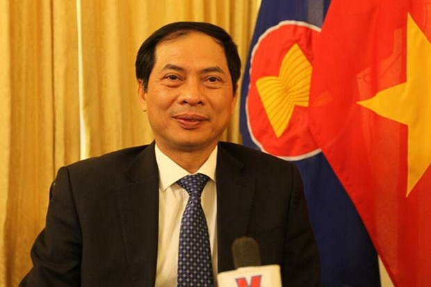 Vietnam gives heed to int'l integration in foreign policy: Deputy FM hinh anh 1