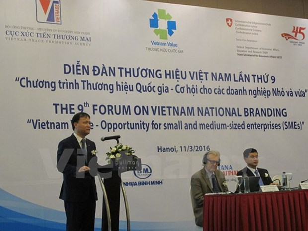 Developing national brand - a must hinh anh 1