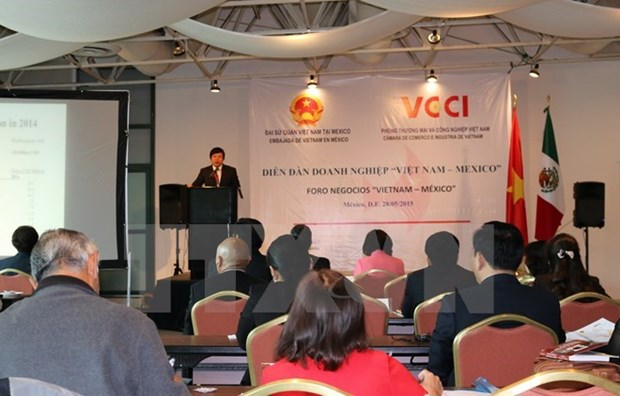 Mexico trade association establishes office in Vietnam hinh anh 1