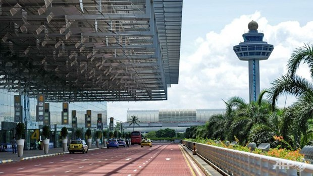Changi Airport voted world's best airport for fourth time hinh anh 1