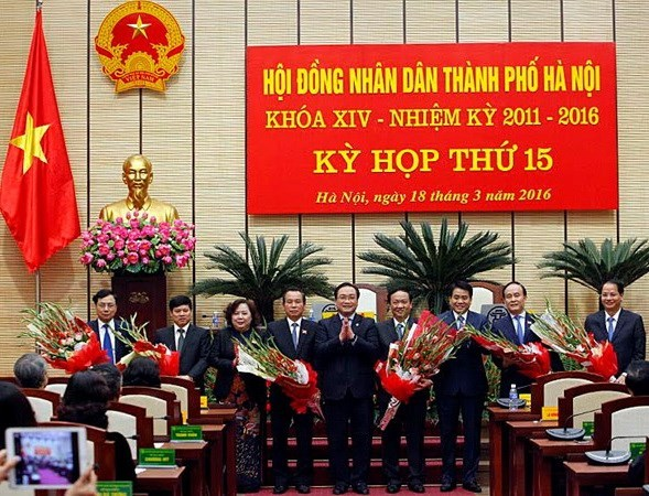 Hanoi adds leaders of municipal People's Council and Committee hinh anh 1