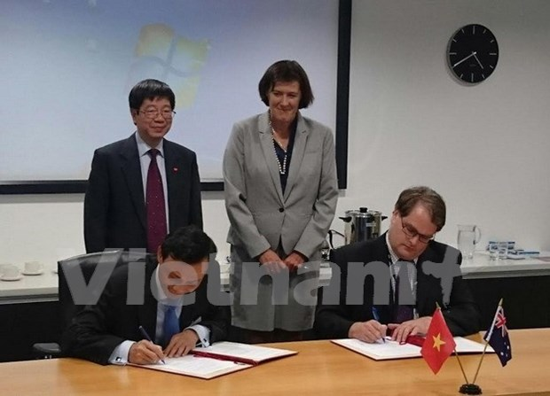 Vietnam, Australia boost science-technology links hinh anh 1