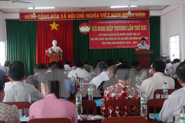Meeting focuses on preparation for upcoming NA election hinh anh 1